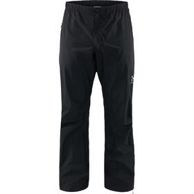 Haglöfs L.I.M Spodnie Mężczyźni czarny